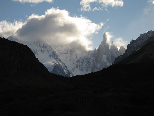 Cerro Torre. El Chalten.