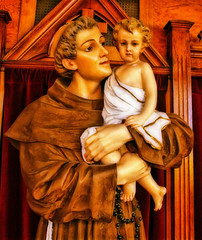 St. Anthony of Padua (*Jeff*) Tags: church saint minnesota virginia catholic childjesus infantjesus anthonyofpadua