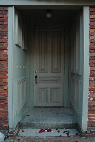 doorway, Portsmouth