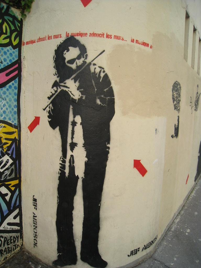 Street Art in Paris