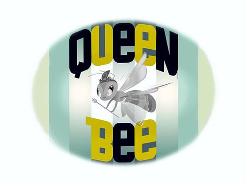 Queen Bee Title Card