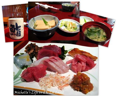 Sushi Gen- Sashimi Lunch