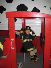 Owen the fireman
