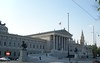 Parliament building in Greek reviv…