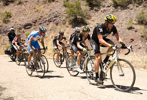 Peter Stetina - Tour of the Gila, 2009