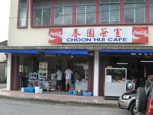 Choon Hui Cafe - Laksa