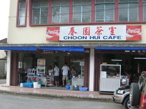 Choon Hui Cafe - Laksa