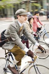 San Francisco Tweed Ride