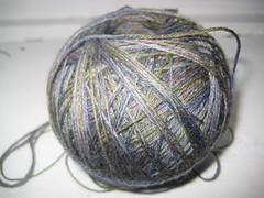 Mocha's Pro Natura handpainted sock yarn