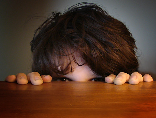 Peekaboo by Lili Vieira de Carvalho, on Flickr