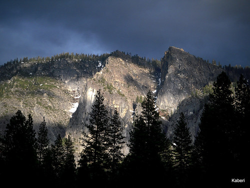 Photo of the Day: Evening Light and Brewing Storm by Lorises