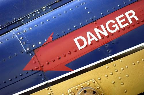 Danger by Steve Snodgrass, on Flickr