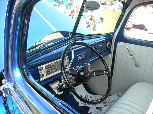 1940 Ford Pickup Custom Y