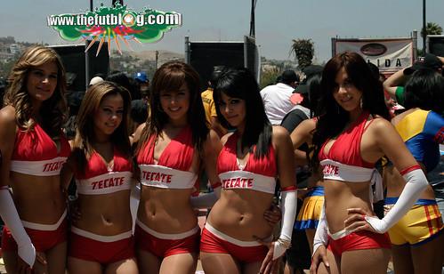 Sexy Edecanes Tecate Tijuana