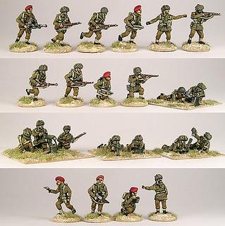 20mm Warmodelling British Paratroopers (ARNHEM)