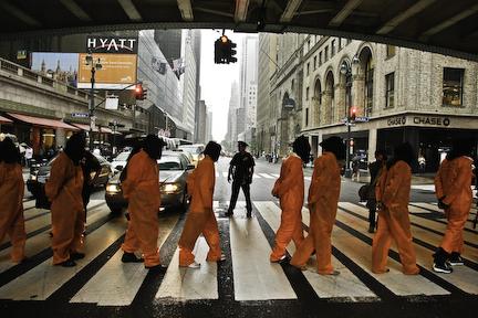 Guantanamo Torture Protest