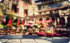 Mission Inn Resturant (isayx3) Tags: california food ice water table hotel cafe nikon mediterranean riverside bokeh 28mm sigma mexican spanish resturant f18 mats d3 missioninn
