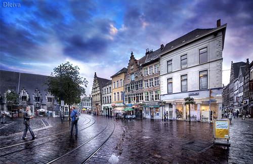 Gent, Belgium by dleiva.