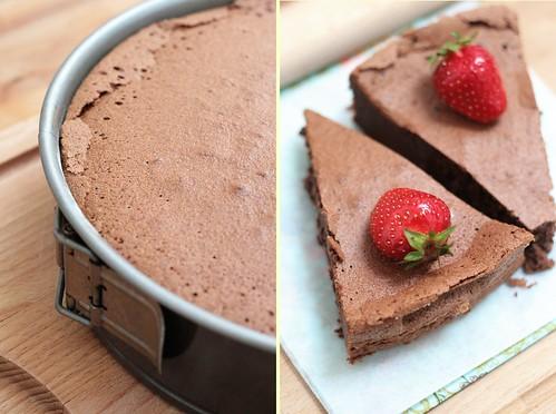 Mousseux au chocolat I