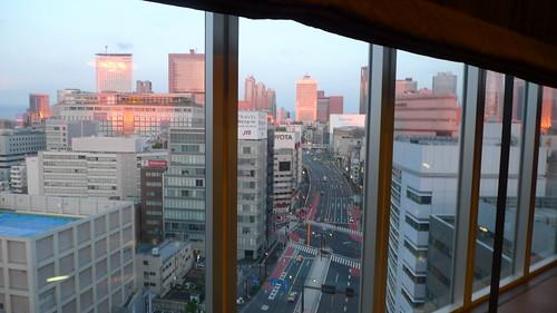 Shinjuku sunrise 2