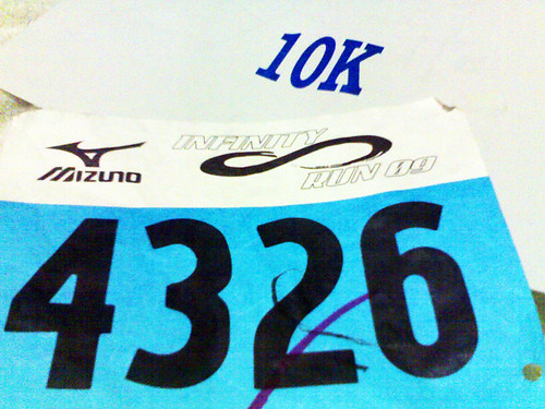 Mizuno - Infinity Run Time Trials 2009: 10K Race