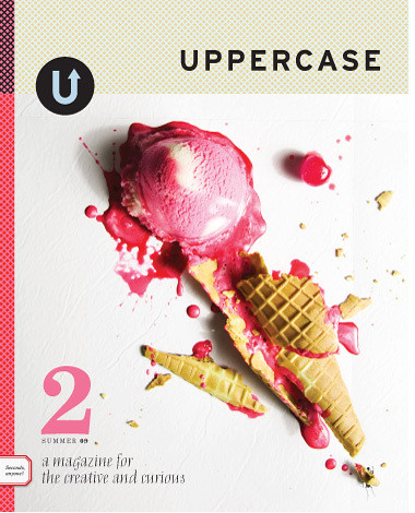 uppercase cover
