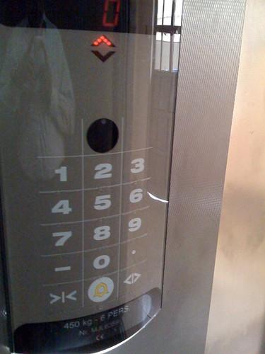Elevator or Calculator?