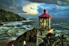 After the Storm Heceta Head Lighthouse (Fresnatic) Tags: ocean usa lighthouse beach florence lighthouses skies pacificnorthwest storms hecetahead florenceoregon hecetaheadlighthouse westcoastlighthouses oregonlighthouses lighthousesoftheworld perfectsunsetssunrisesandskys pacificcoastlighthouses fresnatic