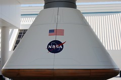 Mock up of the Orion capsule (ewen and donabel) Tags: florida capsule nasa orion kennedyspacecenter ksc constellation kennedyspacecentre efs1855mmf3556is