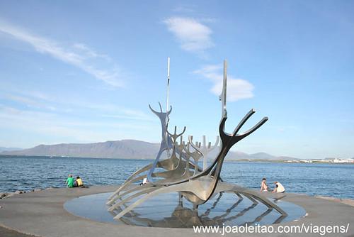 Reykjavik capital da Islândia