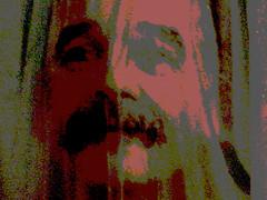 Self Portrait (Groovyal) Tags: selfportrait man art face expression mustache photoart photoplus groovyal