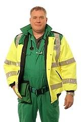 Generic Ambulance Paramedic