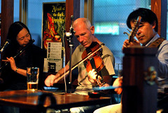 Irish Music Live/ June 18, Thursday @Failte