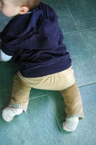 wee corduroy pants