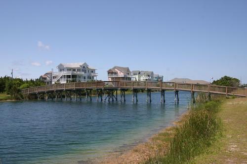Hatteras Island, NC.