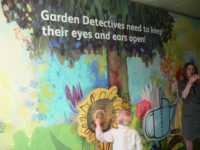 Garden Detectives!