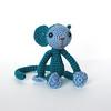 Cheeky Munky (irenestrange) Tags: cute animal toy monkey sweet handmade small crochet mini kawaii plushie custom amigurumi あみぐるみ reeneegurumi