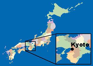 kyotomap por ti.