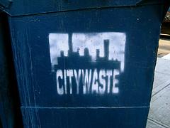 dumpsterwaste