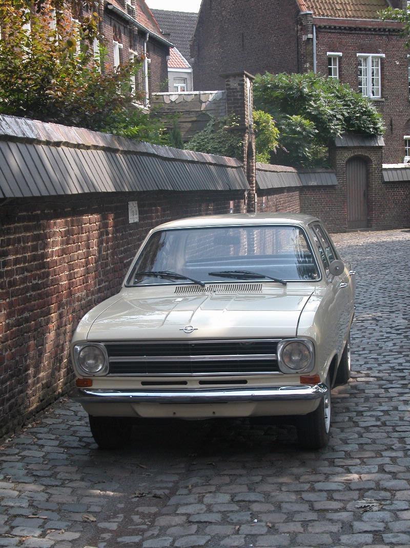 1973 Opel Kadett B. go back