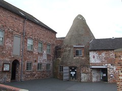 Sharpe's Pottery Museum in Swadlincote