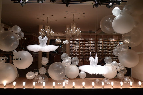 Vitrine Repetto - septembre 2009