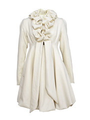 Kelly Ewing - Cream Coat