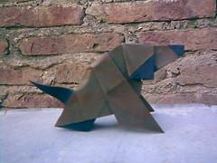 rata (Sergio.A.Spinolo) Tags: sergio 22 rat origami ivan alemany rata lman leandor spinolo pycard