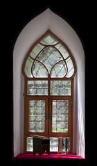 Window in Muradiye Camii (Eusebius@Commons) Tags: contrast turkey islam prayer mosque ottoman contrejour bursa quran muradiye