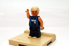 TO VICTORY ! (kingkong21) Tags: lego nba dallasmavericks dirknowitzki