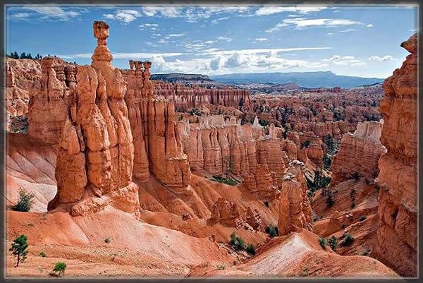 Bryce Canyon,Utah,Païutes,Amerindiens,hoodoos