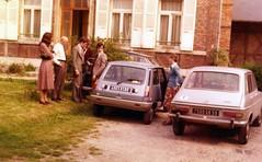 Renault 5 Simca 1100 (gueguette80 ... Définitivement non voyant) Tags: old cars renault autos classiccars 1100 simca anciennes renault5 r5 françaises