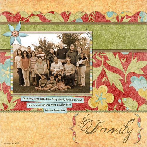 Family (Oct. 2008)