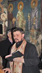 Priestly observations, Granchanitsa Monastery, Kosovo, March 1, 2009 (Ivan S. Abrams) Tags: church abbey religious nikon bosnia faith serbia religion jesus churches cathedrals croatia christian divine holy monastery macedonia slovenia prizren sacred kosova kosovo christianity balkans messiah nikkor albania orthodox nikondigital yugoslavia nato blessed adriatic montenegro savior pristina smörgåsbord decan saviour kfor peje monasteries pec ferizaj abbies kosove gjilane unmik rugova djakova blakans gjakove nikkor24120mm d700 nikonprofessional onlythebestare ivansabrams trainplanepro nikond700 nikon24120mmf3556gvr ivanabrams nikkor24120mmlens bosniaandherzogovnia metrovica copyrightivansafyanabrams2009allrightsreservedunauthorizeduseprohibitedbylawpropertyofivansafyanabrams unauthorizeduseconstitutestheft thisphotographwasmadebyivansafyanabramswhoretainsallrightstheretoc2009ivansafyanabrams nikkor24120mmf35mmf3556gvr abramsandmcdanielinternationallawandeconomicdiplomacy ivansabramsarizonaattorney ivansabramsbauniversityofpittsburghjduniversityofpittsburghllmuniversityofarizonainternationallawyer